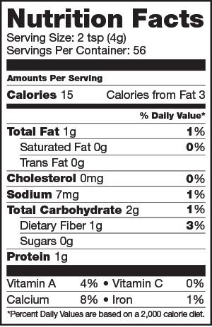 Bột chùm ngây raw organic Sunfood 227g