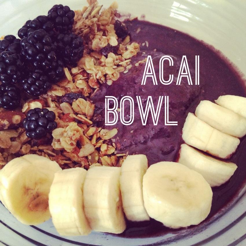 Bột quả Acai raw organic Sunfood 113g