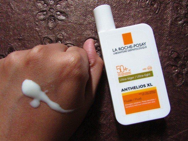 Kem chống nắng fluid SPF50+ UVB & UVA Anthelios LaRoche Posay 50ml