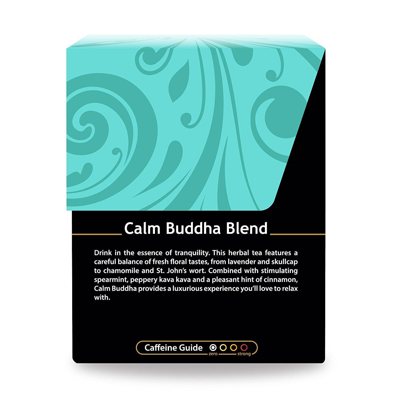 Trà giúp thư giãn Buddha Tea 18g/ 18 gói
