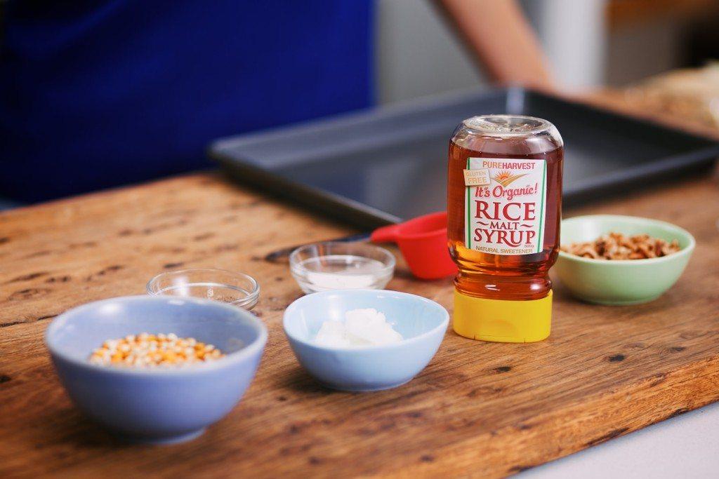 Mạch nha gạo lứt organic Pureharvest 500g