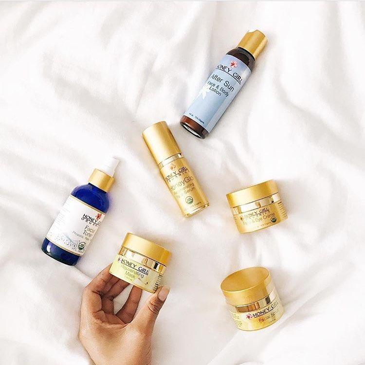 Kem dưỡng dành cho da hư tổn super skin food organic Honey Girl Organics 30ml