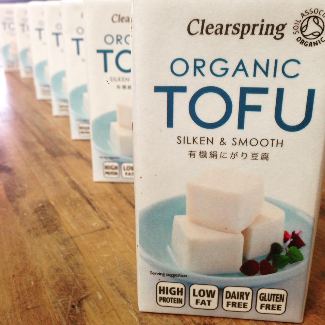 Đậu hũ/ phụ Nhật organic Clearspring 300g