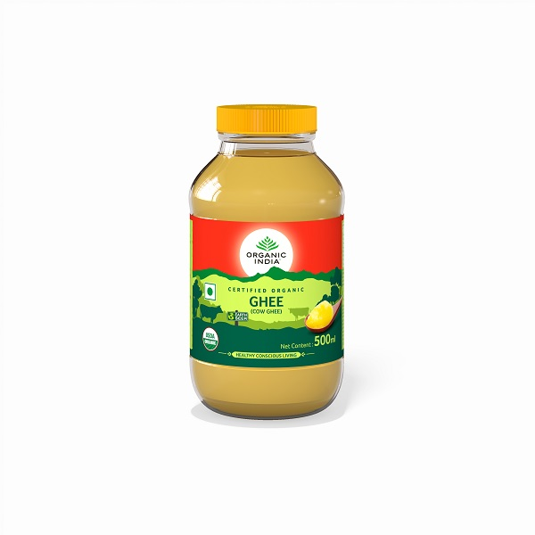 Cow ghee Organic India 500ml