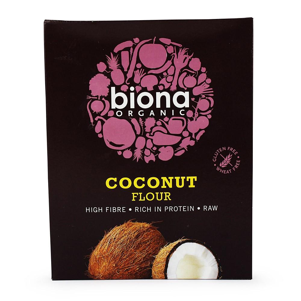 Bột cơm dừa organic Biona 500g