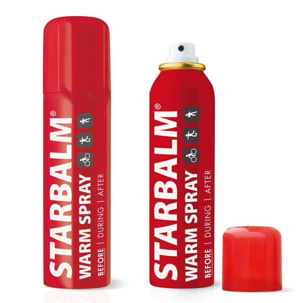 Warm spray StarBalm 150ml