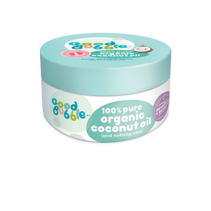 Organic coconut oil GoodBubble 185g
