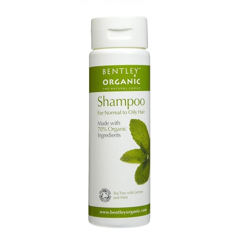 Desert Essence Organics Lemon Tea Tree Shampoo Elegant Of