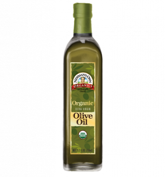 Dầu olive extra virgin organic NewMansOwn 480ml
