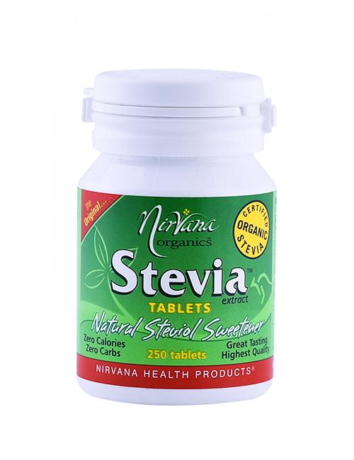 Đường cỏ ngọt stevia dạng viên Nirvana 250 viên