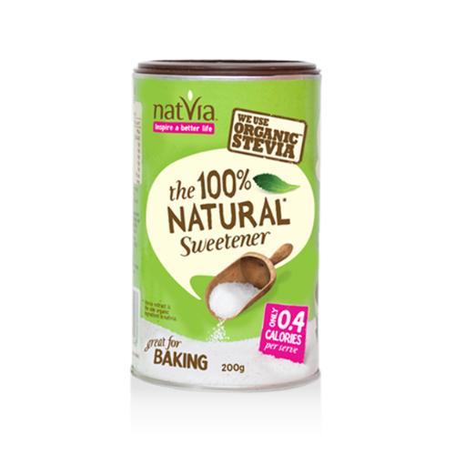 Đường cỏ ngọt stevia tự nhiên Natvia 200g