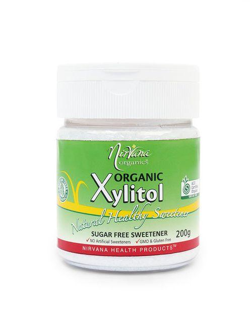 Đường xylitol hữu cơ Nirvana 200g