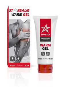 Warm gel StarBalm 100ml
