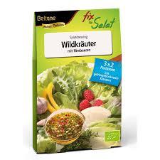 Gia vị cho món salad rau củ hành tây hữu cơ Beltane 27g