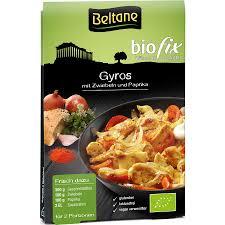 Gia vị cho món thịt quay nướng gyros Hy Lạp hữu cơ Beltane 16g