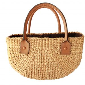 Kelly linen water hyacinth size S 8x30x18cm