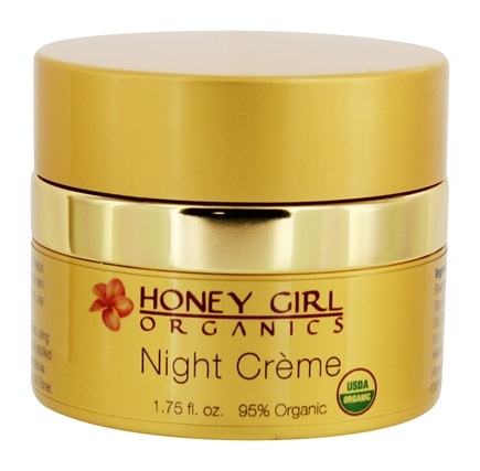 Organic night creme Honey Girl Organics 50ml