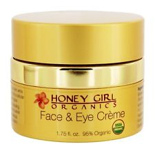 Organic face & eye creme Honey Girl 51ml