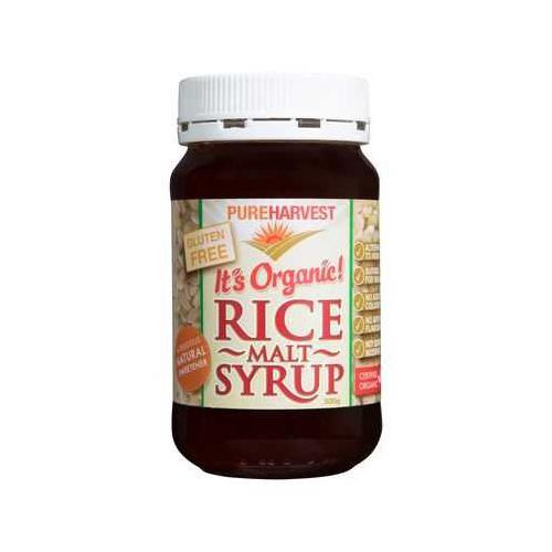 NHK Vietnam > Organic brown rice malt syrup Pureharvest 500g