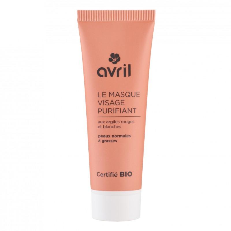 Mặt nạ dưỡng ẩm cho da khô & nhạy cảm organic Avril 50ml
