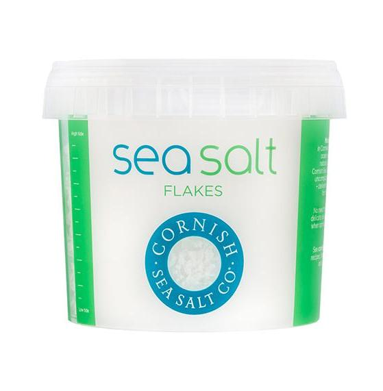 Cornish sea salt flake CornishSeaSalt 150g