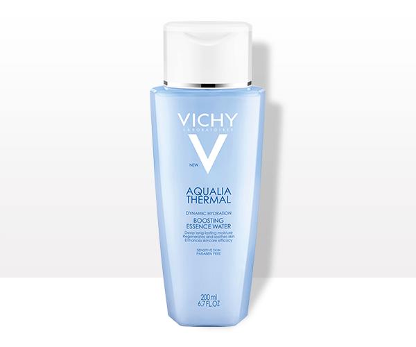 Nước cân bằng dạng tinh chất làm săn da giải độc tố Vichy 200ml