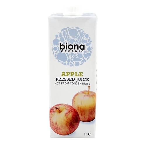 Nước ép táo organic Biona 1L