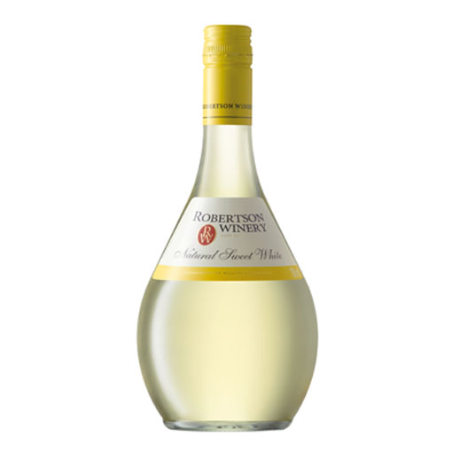 South Africa wine Robertson Natural Sweet White 750ml