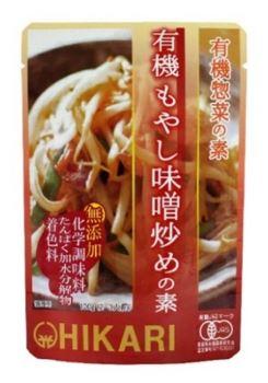 Sốt đậu chiên với miso hữu cơ Hikari 100g