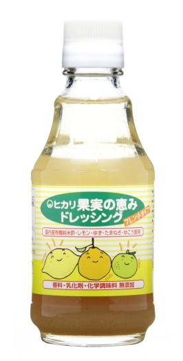 Sốt trái cây fruit galore dressing Hikari 200ml