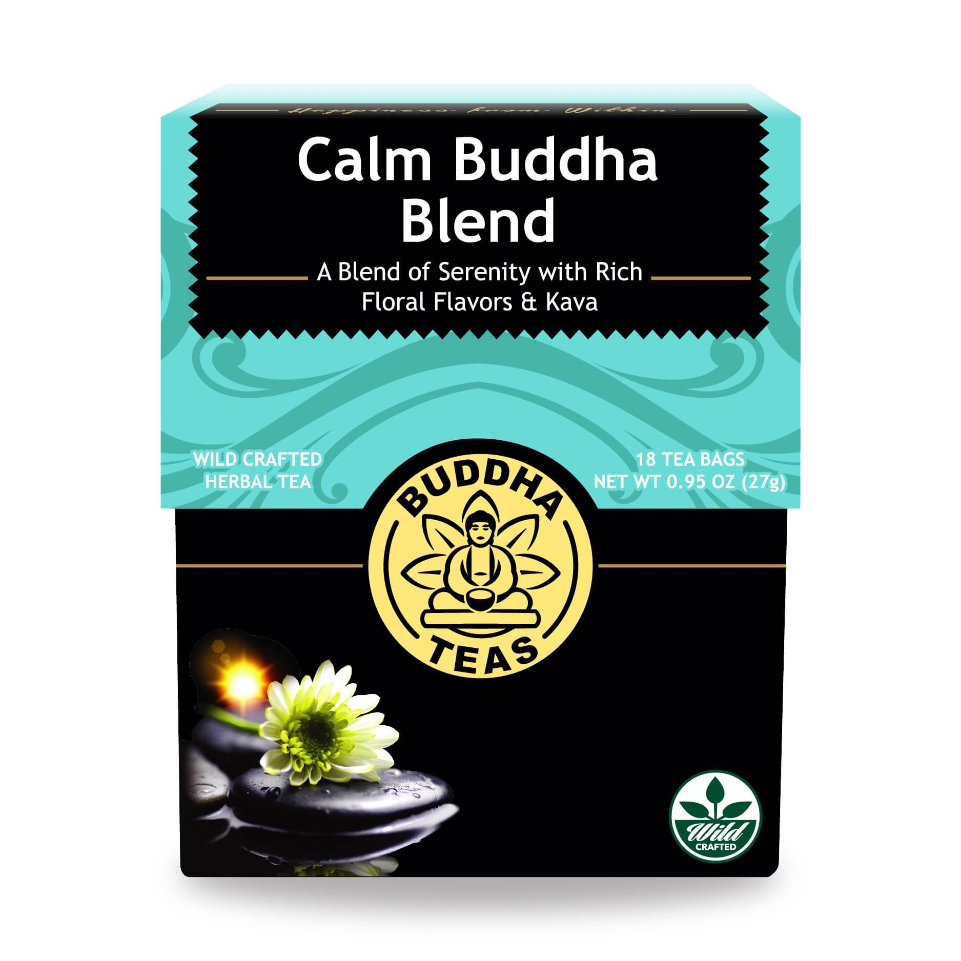 Calm blend tea Buddha Tea 18g/ 18 bags