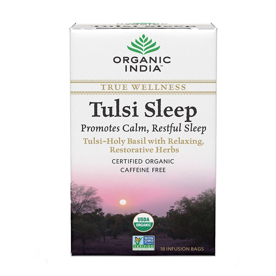 Tulsi sleep promote calm & restful sleep organic India 25bags