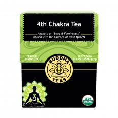 Organic 4th eye chakra tea BuddhaTeas 27g/ 18 bags