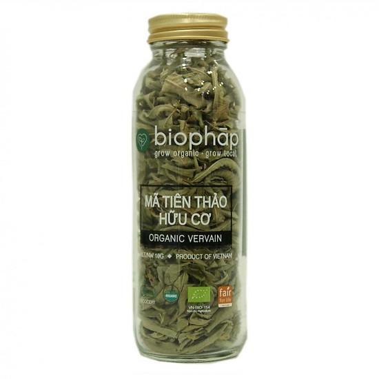 Trà mã tiên thảo hữu cơ Biophap 10g