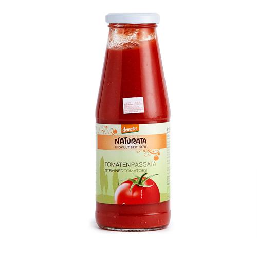 Tương cà chua organic Naturata 290ml