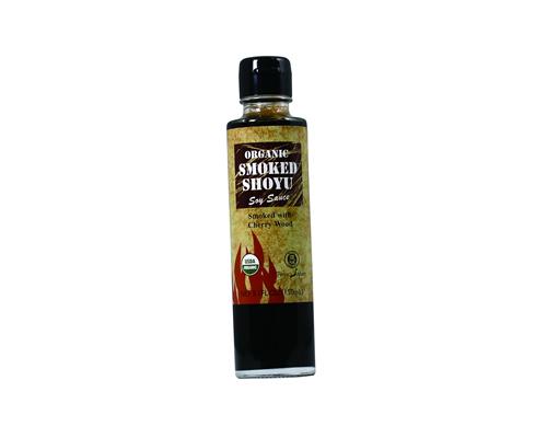 Tương shoyu vị xông khói hữu cơ Muso 150ml