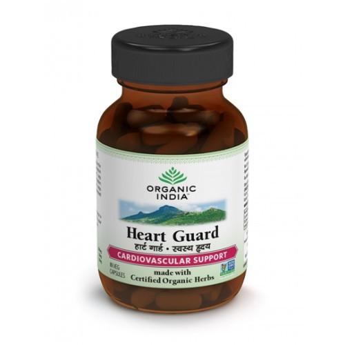 Viên uống heart guard hỗ trợ tim mạch organic India 60 viên